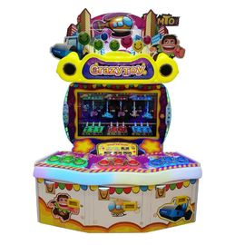 Cina Crazy toys Coin Operated ticket redemption game machine pabrik