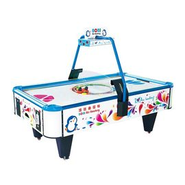 Cina Meja Star Hockey Arcade Air Hockey, Kids Hockey Table Untuk Taman Hiburan pabrik