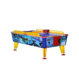 Listrik Klasik Air Hockey Table Arcade Game Mesin Ukuran 1280 * 2380 * 800mm