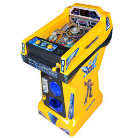 Cina Indoor Kids Arcade Machine / Push Ball Coin - Mesin Pinball Dioperasikan pabrik